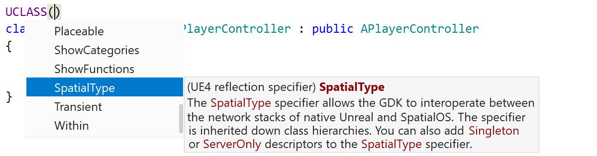 Unreal Engine support in ReSharper C++